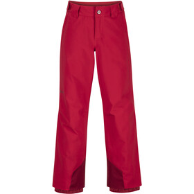 Marmot Vertical Hose Jungen team red